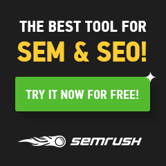 Semrush Review-Great Keyword Tool For SEO