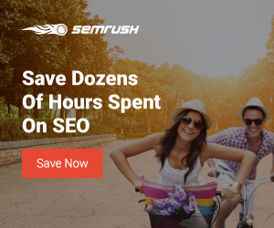 Save hours spent on SEO with SEMrush